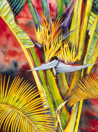 172 - Birds of Paradise II